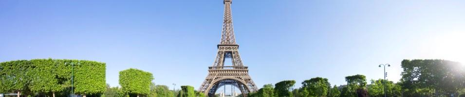 The Iconic Eiffel Tower